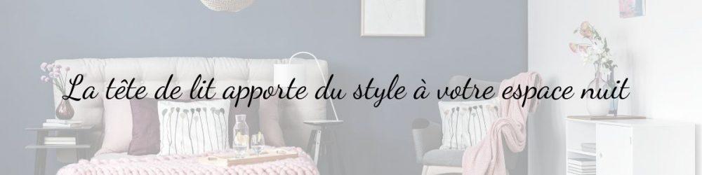 La tête de lit apporte du style1
