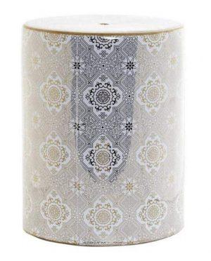 Table auxiliaire porcelaine
