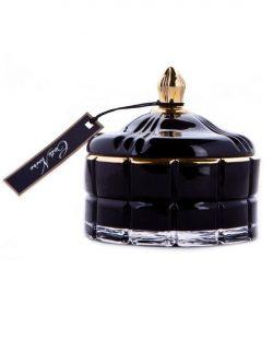 Bougie Parfumée Art Déco - Thé Noir et Bois de Cèdre 185gr