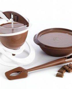 Choc Colata Kit pour Préparer Chocolat - Silikomart