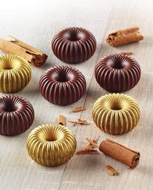 Moule à chocolat - 15 cavités forme de boule (2)