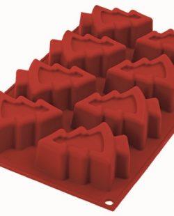 Moule en silicone en forme de sapin - Silikomart (2) (Copier)