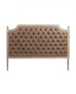 Tête de lit bois capitoné 160x125x8 (1)