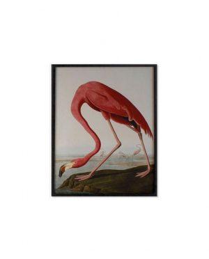 Tableau bois 75x4x100 oiseau Modèle 2