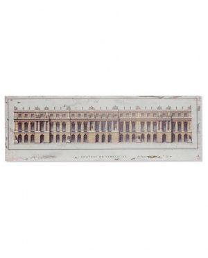 Tableau bois musée Modèle 3 120x3.5x40