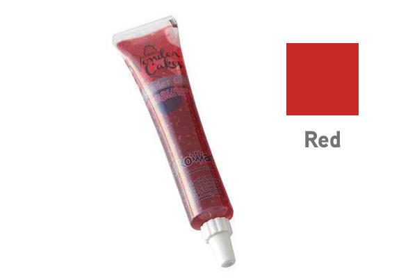 Gel alimentaire 25gr Rouge - Silikomart (2)