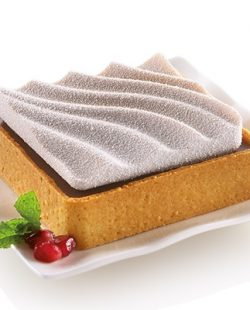 Kit mini tarte 3D Sand x6- Silikomart