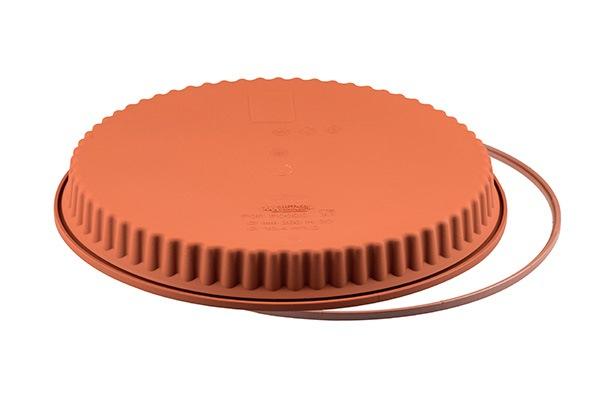Moule à tarte en silicone Crostata 1