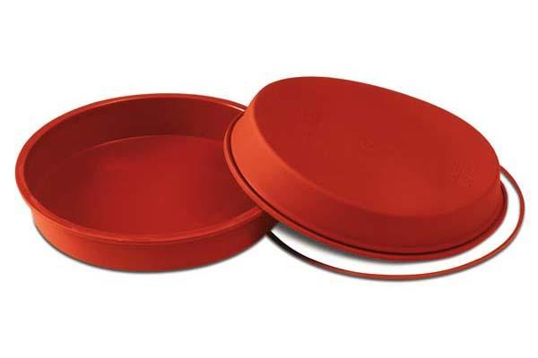 Moule en Silicone, Forme QuicheFlan Rond 1