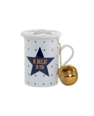 Mug porcelaine infusion Modèle 1