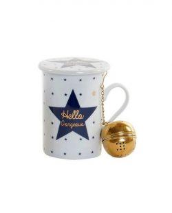 Mug porcelaine infusion Modèle 2