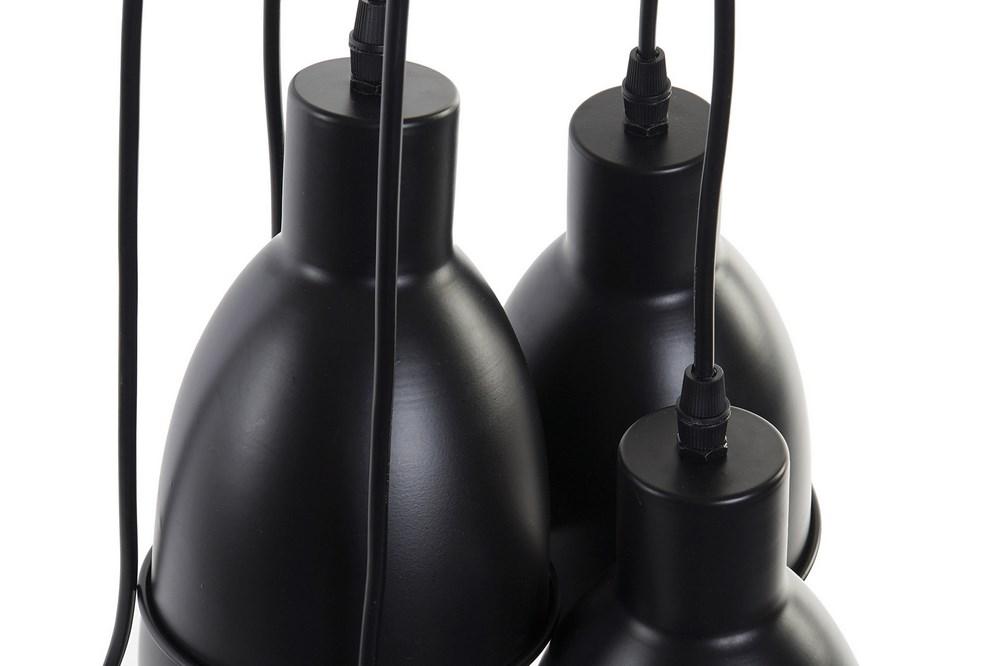 Plafonnier multiples noir (3) – Copie