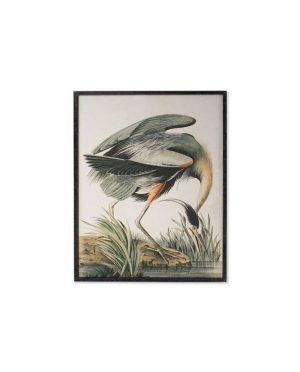 Tableau bois 75x4x100 oiseau Modèle 1