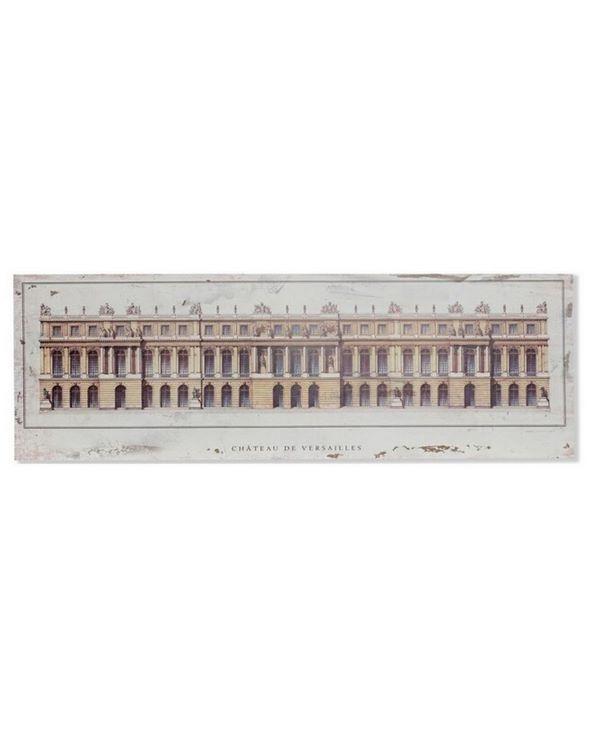 Tableau bois musée Modèle 3 120×3.5×40