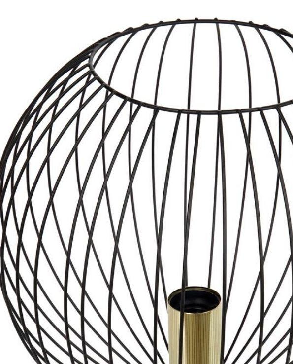 lampe de table indu noir (4)