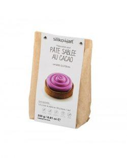 preparation-pate-sablee-cacao-sans-gluten-silikomart (2)