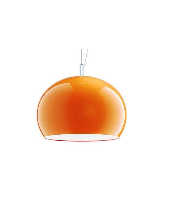 Suspension Ø 520Mm Zurigo Orange