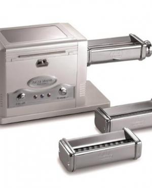 PASTA MIXER Pétrisseur Machine à pâtes électrique MARCATO + 3 chariots (6)