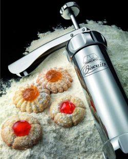 Presse à Biscuits Argent Marcato Design 1
