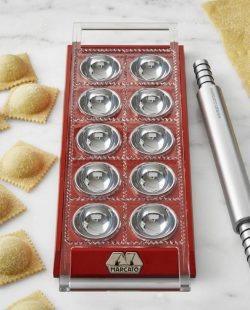 Ravioli Tablet Rouge Marcato Design1