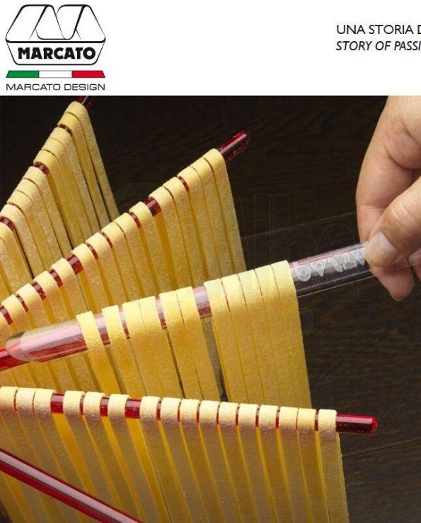 Séchoir à pâtes Rouge Marcato Design2
