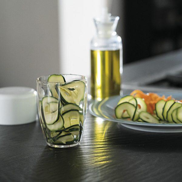 SPIRALIZE&GO Coupe-légumes en spirales4