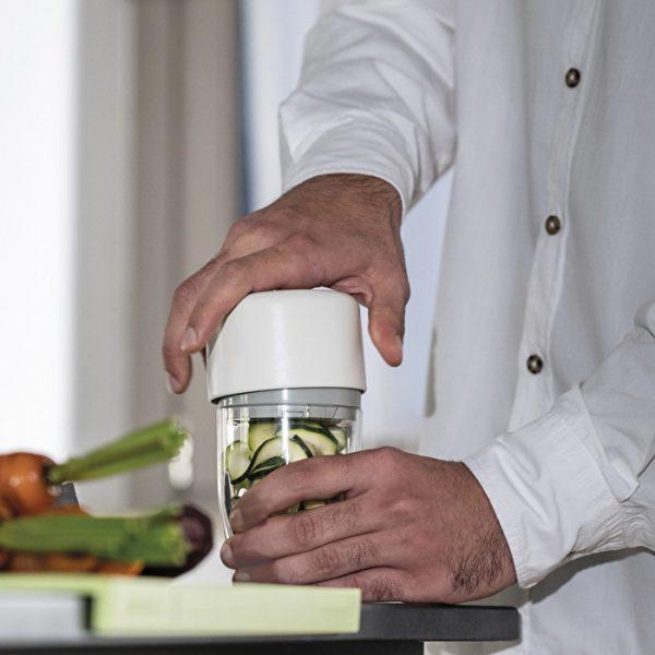 SPIRALIZE&GO Coupe-légumes en spirales6
