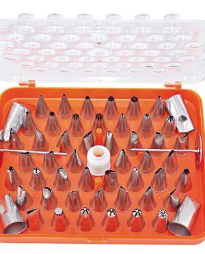 Coffret-de-52-Douilles-pour-Poche-à-Douille-Inox-Silikomart