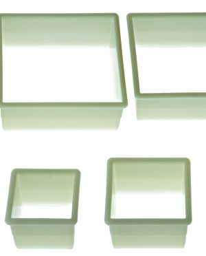 Emporte pièce carré (de 2cm à 10cm) Silikomart
