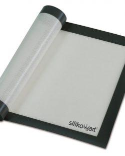 Tapis en Silicone fibre de verre 40x30cm Silikomart