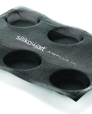 Moule en Silicone Ronds Air Plus ø85 H20mm Silikomart1