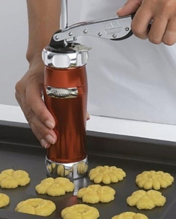 Presse à Biscuits Rouge Marcato Design2